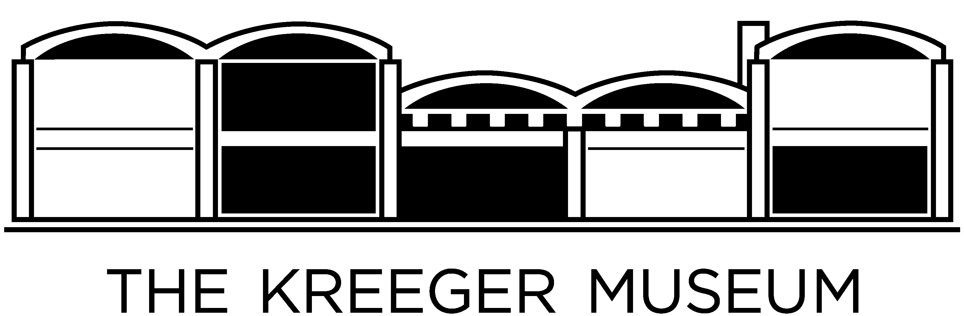 Logo of the Kreeger Museum.