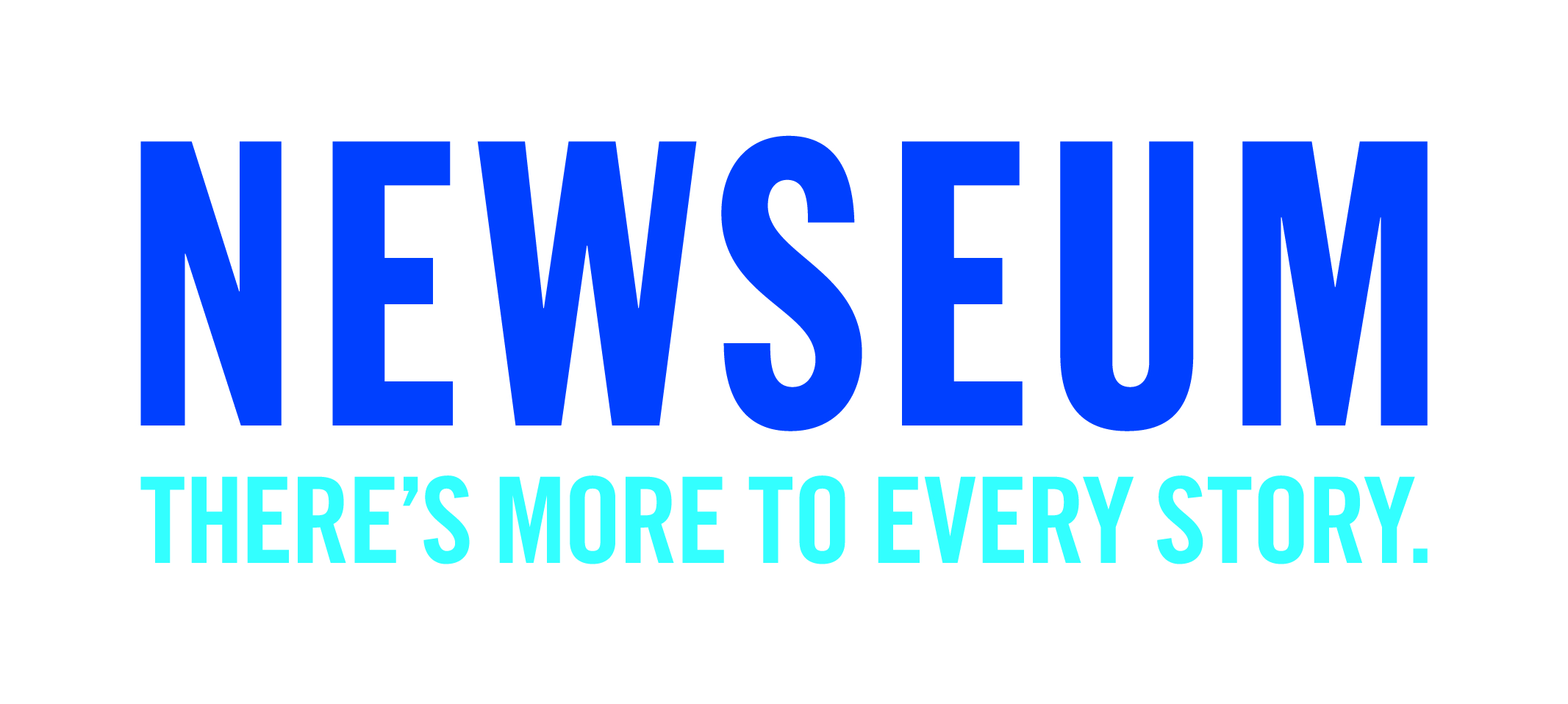 Logo of the Newseum.